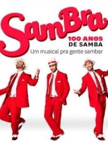 Diogo Nogueira: estréia no musical  'Sambra'