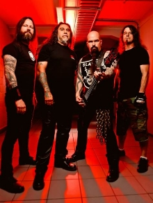 Slayer: ouça 'When The Stillness Comes'