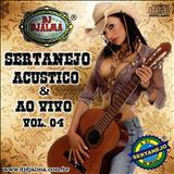 DJ Djalma -  Acustico e Ao Vivo Vol. 04