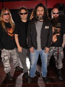 Slayer anuncia