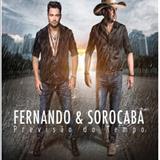 Fernando e Sorocaba - Previsão do Tempo