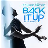 Prince Royce - single - Back It Up
