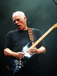 David Gilmour, do Pink Floyd, libera primeira música do seu álbum solo