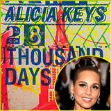 Alicia Keys - Single : 28 Thousand Days