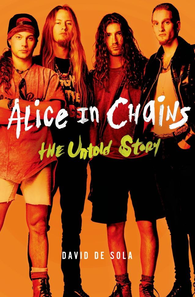 foto: 1 - Biografia do Alice in Chains é lançada