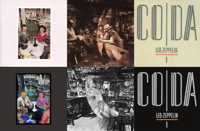 foto: 1 - Reedição de álbuns do Led Zeppelin chega às lojas