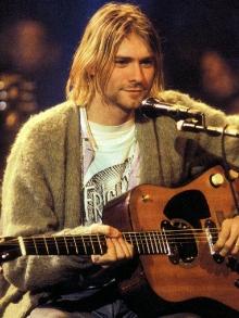 Kurt Cobain, mais uma demo inédita é encontrada