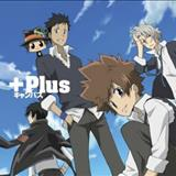 +Plus - Canvas - Single