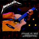 Metallica - 2007/10/28 Bridge School Benefit