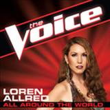 Loren Allred - All Around The World (The Voice Performance)