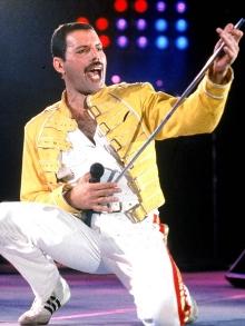 Hoje (05) Freddie Mercury faria 69 anos. Relembre sua trajetória