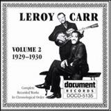 Leroy Carr - Complete Recorded Works, Vol. 2 (1929-1930)