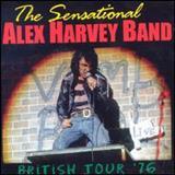 The Sensational Alex Harvey Band - British Tour 76