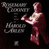 Rosemary Clooney - Sings The Music Of Harold Arlen