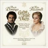 Plácido Domingo - Plácido Domingo: Great Love Duets