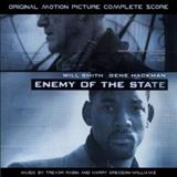 Trevor Rabin - Enemy Of The State (Complete Score)
