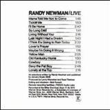 Randy Newman - Randy Newman Live
