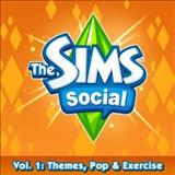 Filmes - The Sims Social Volume 1: Themes, Pop & Exercise