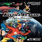 Kevin Manthei - Justice League: The New Frontier (Soundtrack From The Dc Universe Animated Original Movie)