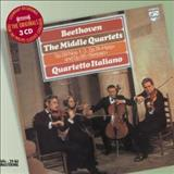 Quartetto Italiano - Beethoven: The Middle Quartets
