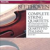 Quartetto Italiano - Beethoven: Complete String Quartets