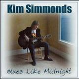 Kim Simmonds - Blues Like Midnight