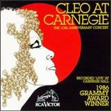 Cleo Laine - Cleo At Carnegie: The 10Th Anniversary Concert