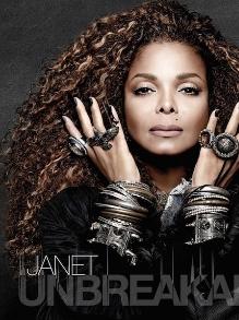 Janet Jackson no topo da Billboard com o álbum 'Unbreakable'