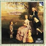 The English Concert - William Boyce: 8 Symphonies
