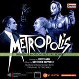 Filmes - Metropolis (Original Motion Picture Score)