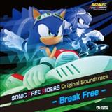 Filmes - Sonic Free Riders Original Soundtrack - Break Free -