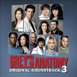 Filmes - Greys Anatomy, Vol. 3 (Original Soundtrack)