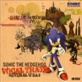 Filmes - Sonic The Hedgehog Vocal Traxx: Several Wills