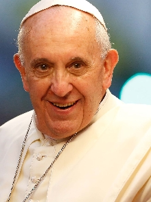 Papa Francisco: confira a música de rock
