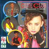 Culture Club - Karma Chameleon - Colour By Numbers