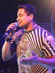 show Harmonia do SambaAracaju/SE