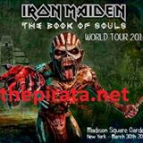 Iron Maiden - Live From Madison Square Garden (The Book Of Souls Tour)