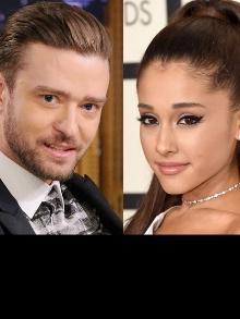 Ariana Grande, Drake e Timberlake arrasaram no fim de semana. Confira