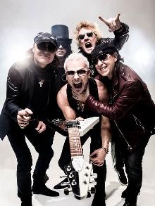 Scorpions fará show no Brasil e venda de ingresso começa em maio