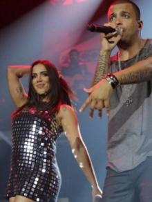 Projota lança clipe com Anitta da música 'Faz Parte'. Assista aqui