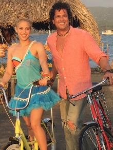 Eba! Ouça aqui a música 'La Bicicleta' de Shakira e Carlos Vives