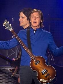 Paul McCartney prepara documentário bem humorado em 360º