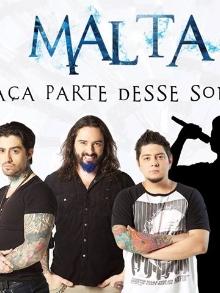 Bruno Boncini sai da Malta e banda abre seleção para vocalista