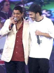 Zeca Pagodinho e D2 se apresentam juntos com o projeto Samba Maioral
