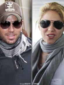 Sexta latina: tem clipe de Shakira e Carlos Vives e remix de  Enrique Iglesias