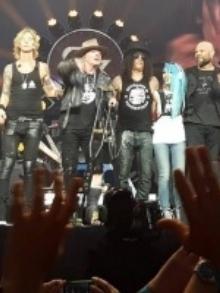 Guns N' Roses fazem foto oficial da 'nova' formação