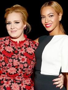 Beyoncé e Adele lideram a lista dos indicados ao VMA