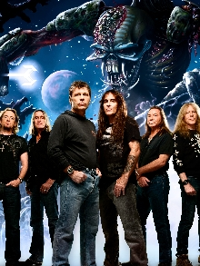 Iron Maiden se despede do Ed Force e último show passará na web