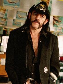 Em setembro sai autobiografia atualizada de Lemmy Kilmister
