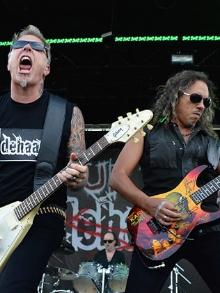 Metallica toca música nova ao vivo e libera trechos de outras faixas